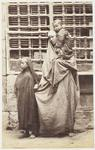 Photograph: Woman with Two Children, Cairo