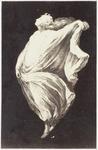 Photograph: Girl Holding Folds of Dress Illustration, Pompeii Frieze