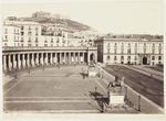 Photograph: View of Castel Sant'Elmo, Naples