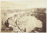 Photograph: Interior of Colosseum, Rome