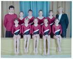 Negative: Canterbury Gymnastics Junior National Team 1990