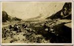 Photograph: Public Works Department Camp, Lewis Pass Road