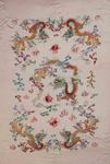 Silk: embroidered sheet