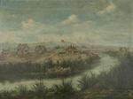Painting: Christchurch NZ 1852