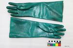 Gloves: Plastic
