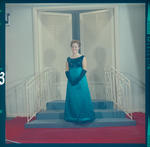 Negative: Miss Scott debutante portrait