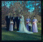 Negative: Duncan-Jackson wedding