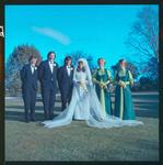 Negative: Hill-Greenwood wedding