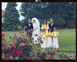 Negative: Campbell-Fallen wedding