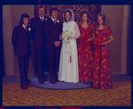 Negative: Chamberlain-Burnard wedding