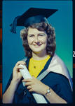 Negative: Miss Horgan graduation