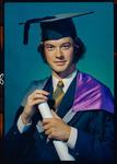 Negative: Mr Walsham graduation