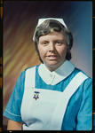 Negative: Mrs Morgan nurse portrait