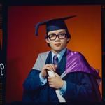 Negative: Mr J. K. Lim graduation