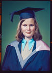 Negative: Miss A. Avery graduation