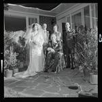 Negative: Casey-Burr wedding