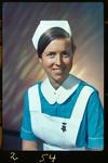 Negative: Miss Coles nurse portrait