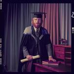 Negative: Mr K. Duckworth graduation