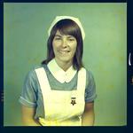 Negative: Miss Glassford nurse portrait