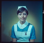 Negative: Miss P. Keating nurse portrait