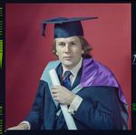 Negative: Mr N. Lander graduation