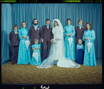 Negative: Otle-Saunders wedding