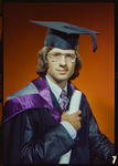 Negative: Mr Reynolds graduation