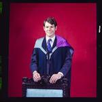 Negative: Mr Shewan graduation