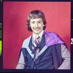 Negative: Mr Reid graduation