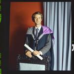 Negative: Mr P. Purves graduation