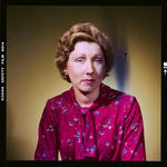 Negative: Miss M. Tuppack headshot