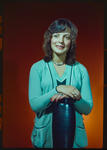 Negative: Miss Shaw portrait
