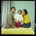 Negative: Weerasinghe family portrait