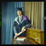 Negative: Mr Walker graduation
