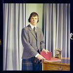 Negative: Mr Loffhagen portrait