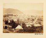 Photograph: Dunedin from the Heriot Row