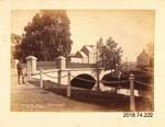 Photograph: Armagh Street Bridge, Christchurch