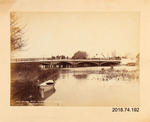 Photograph: Bridge over Waimakariri, Kaiapoi