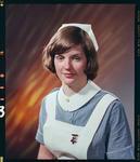Negative: Miss D. Kane Nurse Portrait
