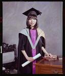 Negative: Miss M. T. Yee Graduate