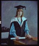Negative: Miss C. B. Dawson Graduate