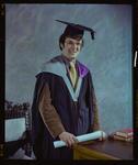 Negative: Mr A. Falconer Graduate