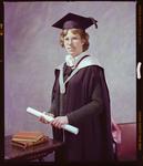 Negative: Miss T. Johnson Graduate