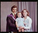 Negative: Mr Kerdemelidis Graduate Family Portrait