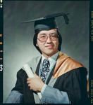 Negative: Mr S. Leong Graduate
