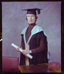 Negative: Miss J. Mitchell Graduate