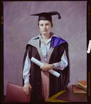 Negative: Miss P. W. T. Poulton Graduate