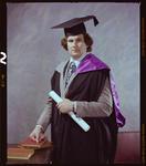 Negative: Mr A. W. Redoitt Graduate