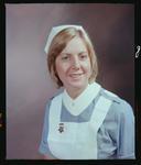 Negative: Miss R. J. Monroe Nurse Portrait