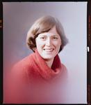 Negative: Miss V. Hudson Portrait